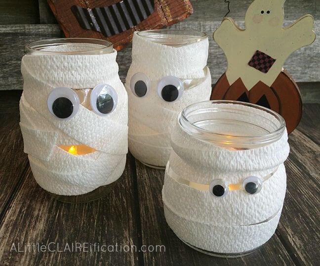quick easy halloween crafts