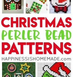 pin these perler bead patterns for later  [ 700 x 1805 Pixel ]