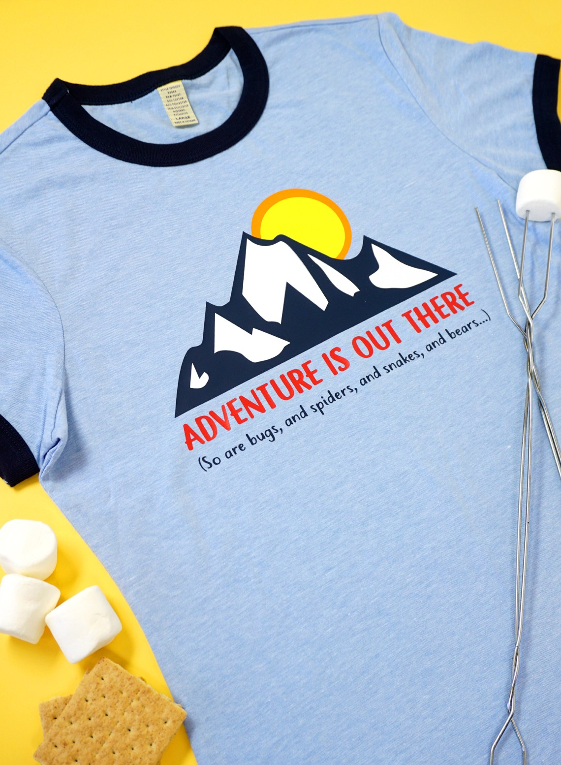 Download Funny Outdoor Adventure Camping Shirt + SVG File ...