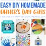 20 Homemade Father S Day Gifts That Kids Can Make