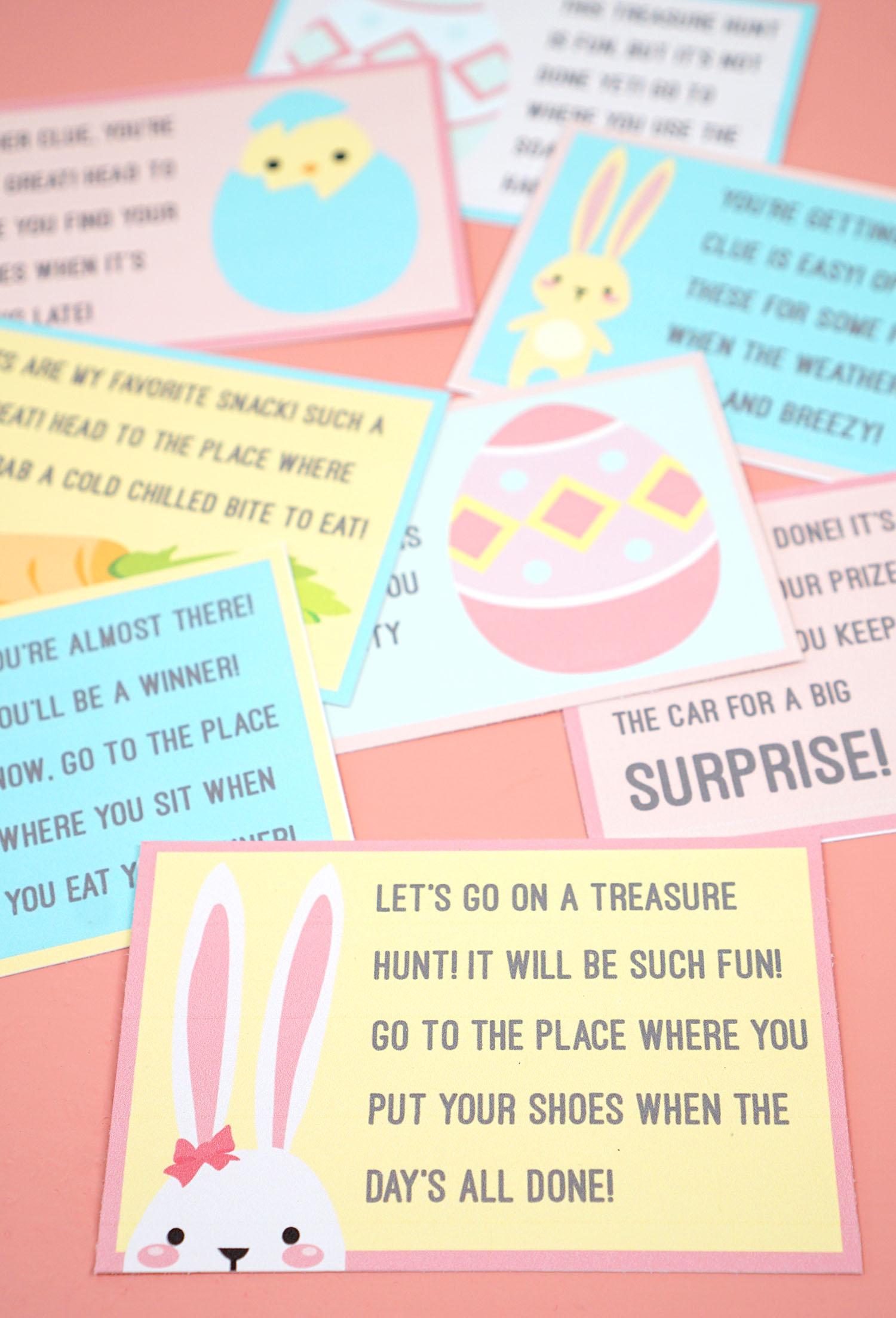 30 Easy Easter Crafts For Kids