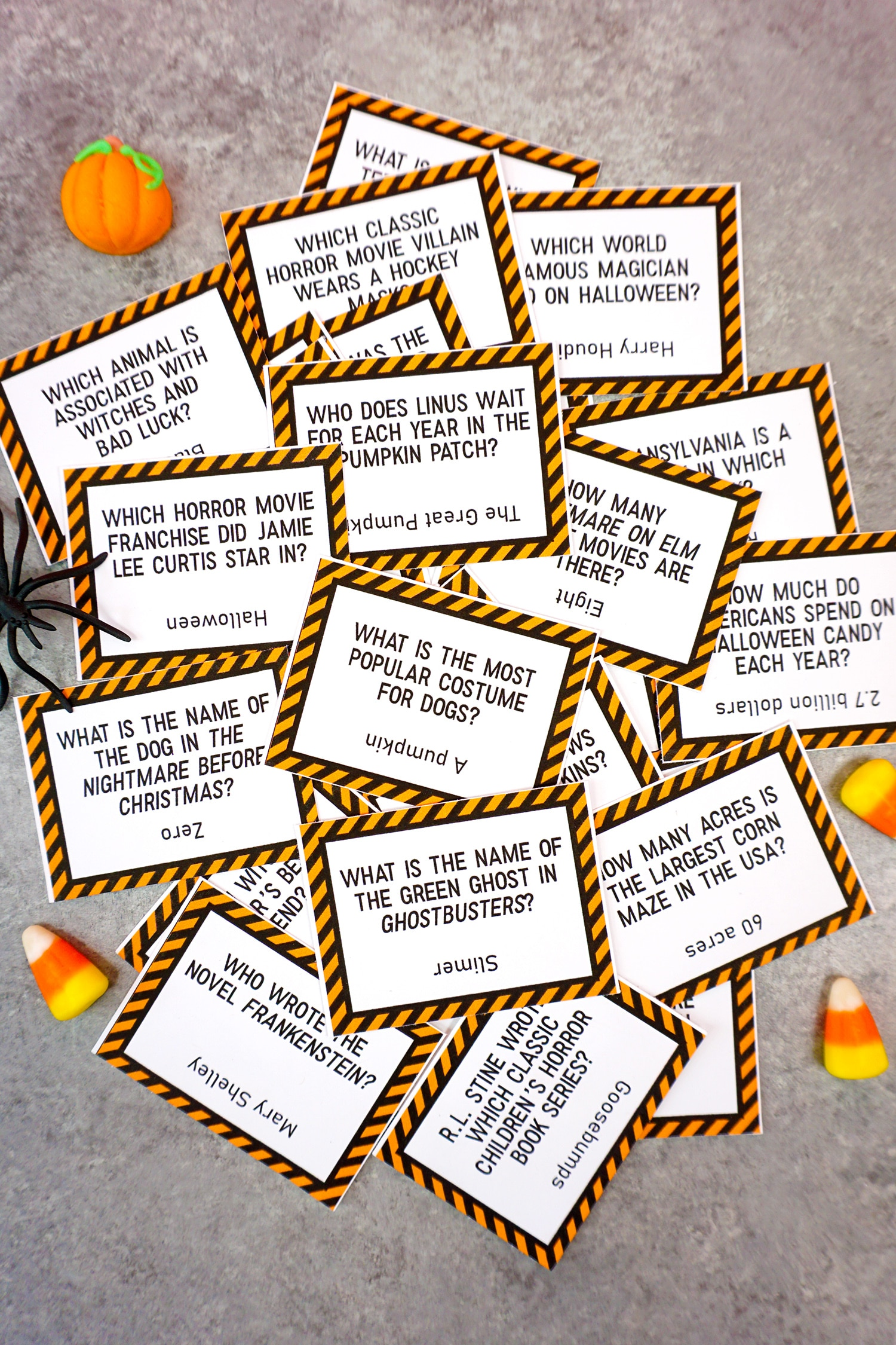 Printable Holloween Games That Are Impertinent