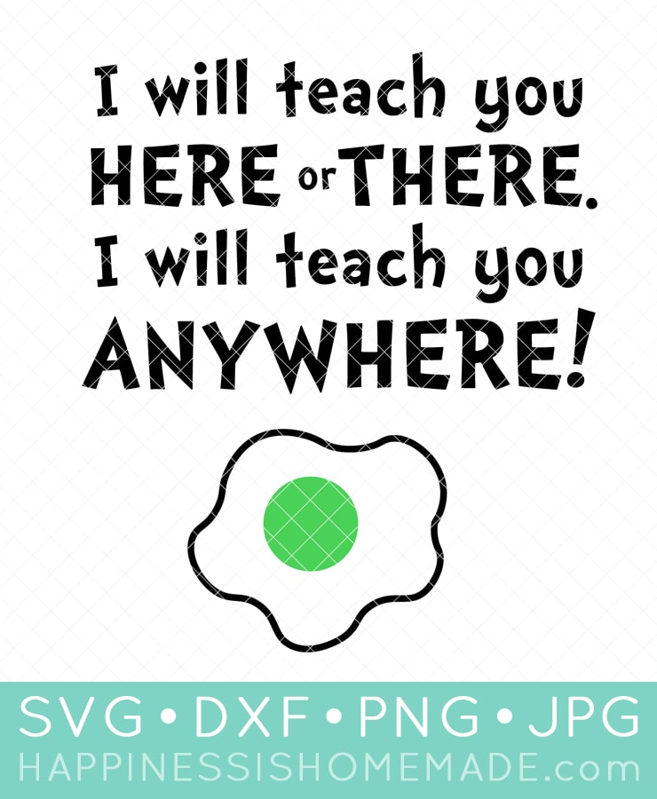 Dr Seuss Svg Files : seuss, files, Seuss, Teachers, Happiness, Homemade
