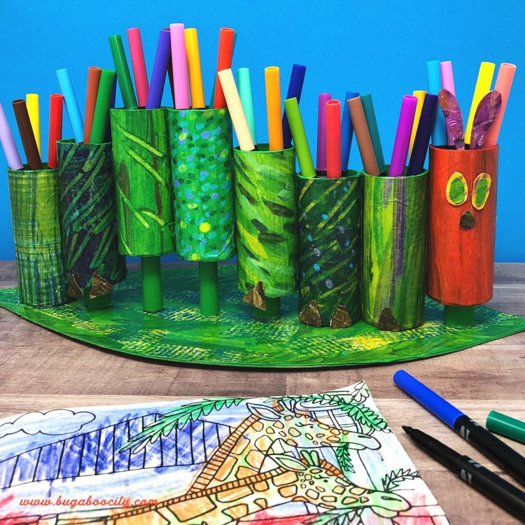 Very Hungry Caterpillar Crafts Happiness Is Homemade