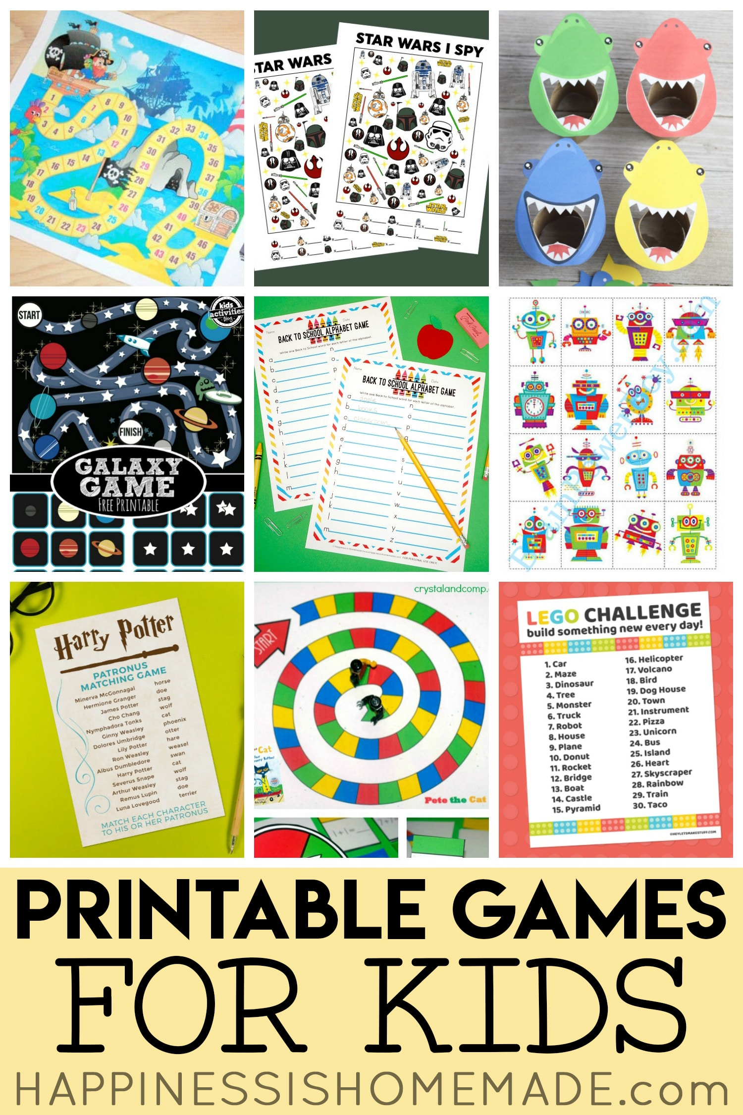 The Best Printable Detective Games