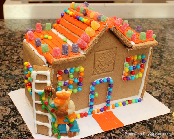 Family Holiday Activity Gingerbread Houses Happiness Is Homemade