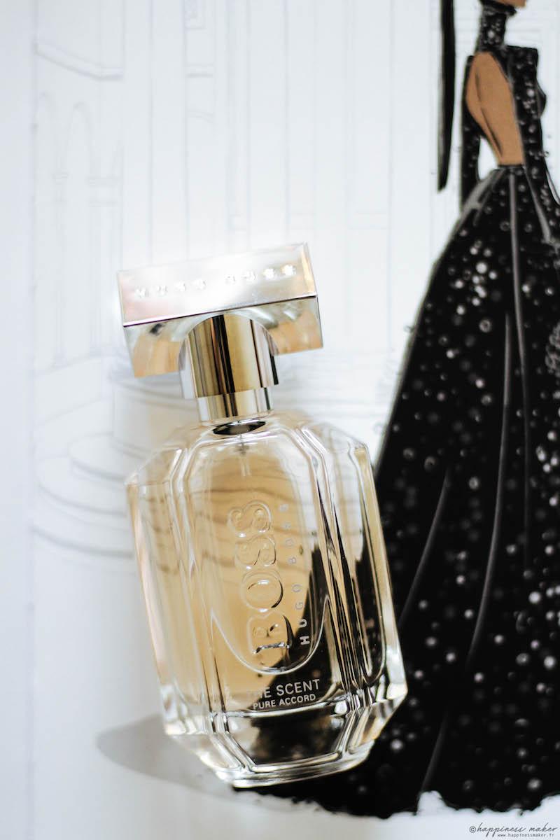 the scent pure accord hugo boss