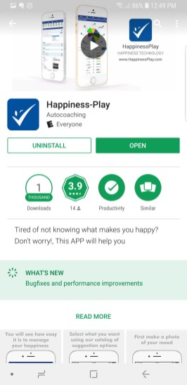 Best Happiness APP Android
