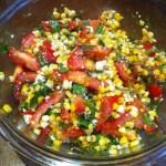 Summer Corn Salad - an Ageless Diet™ Recipe