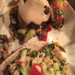 Baked Falafel with Tahini Sauce - an Ageless Diet™ Recipe