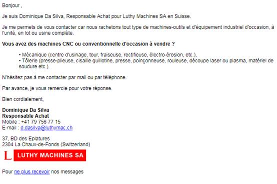 traduire un texte en vue d un emailing