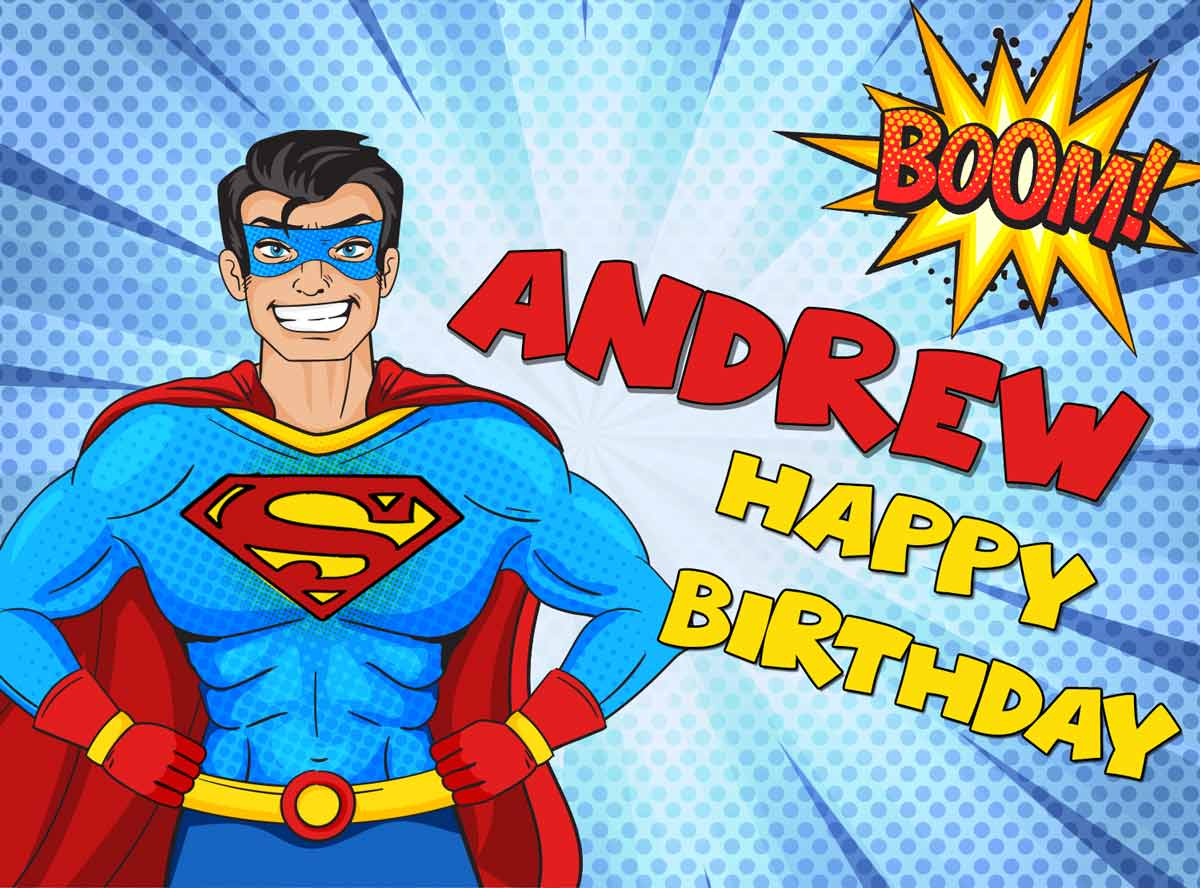 HAPPY BIRTHDAY ANDREW MEMES WISHES AND QUOTES