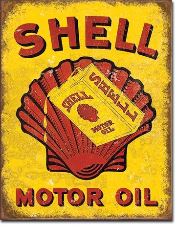 Shell  GARAGE USA  FIFTIES