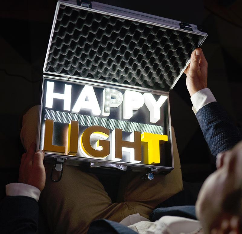 Histoire Happy Light Enseignes