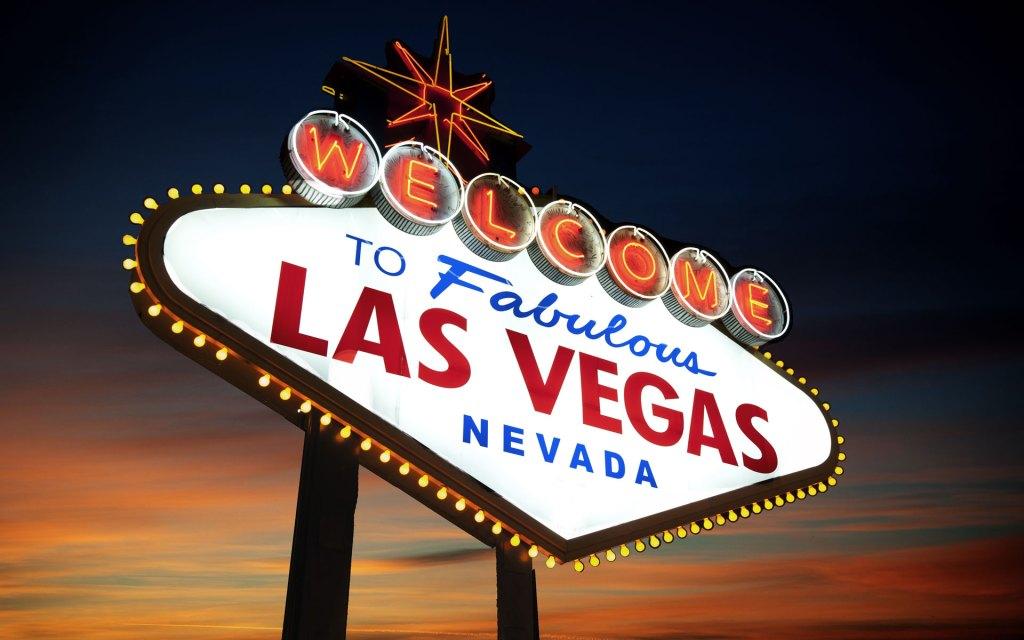 Enseignes lumineuses célèbres Welcome to Fabulous Las Vegas Nevada signs bulb letters Happy-Light-Enseignes-ARRAS