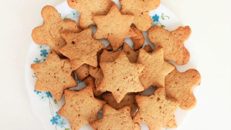Recette de biscuits de Noël (VGL)