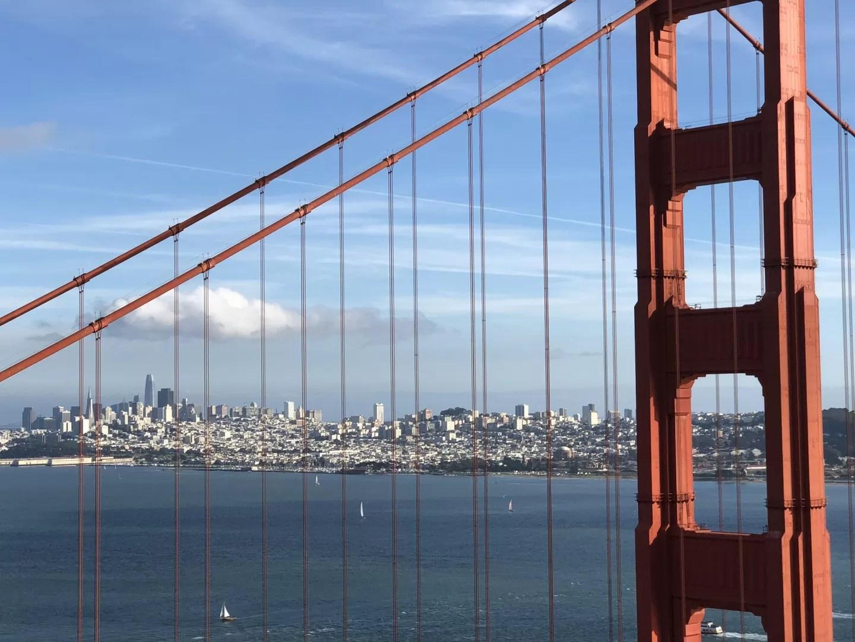 サンフランシスコ1人旅