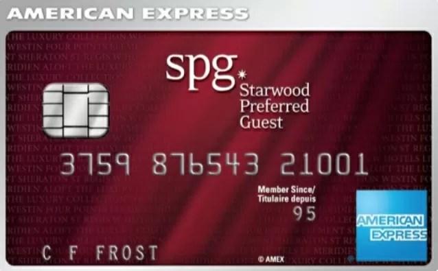 SPGアメックスカードの特典と魅力を詳しく解説~旅行好きにメリットの大きいクレジットカード