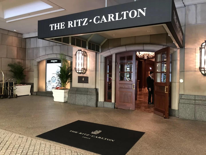 リッツカールトン大阪宿泊記~ポイント宿泊で朝食無料サービス開始~【2019年】