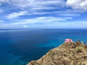 ピンクピルボックスの行き方と登り方ガイド~オアフ島西側の絶景スポット~