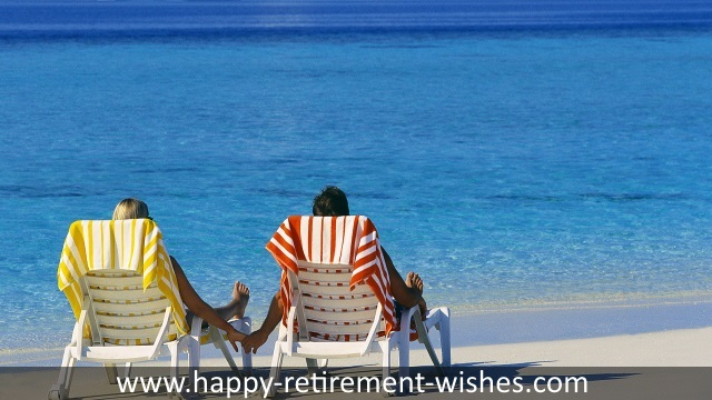 happy retirement wishes and