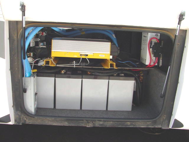 100 Amp Fuse In Breaker Box Rv Solar System Dolphin