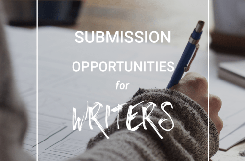 Submission Opportunities for Writers