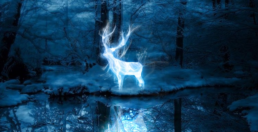 harry potter stag patronus