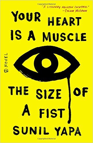 Your Heart Is a Muscle the Size of a Fist Book Cover