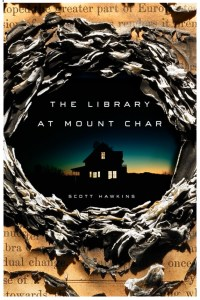 The Cover to the Library at Mount Char