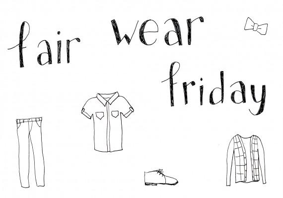fair wear friday happy acorn fashion