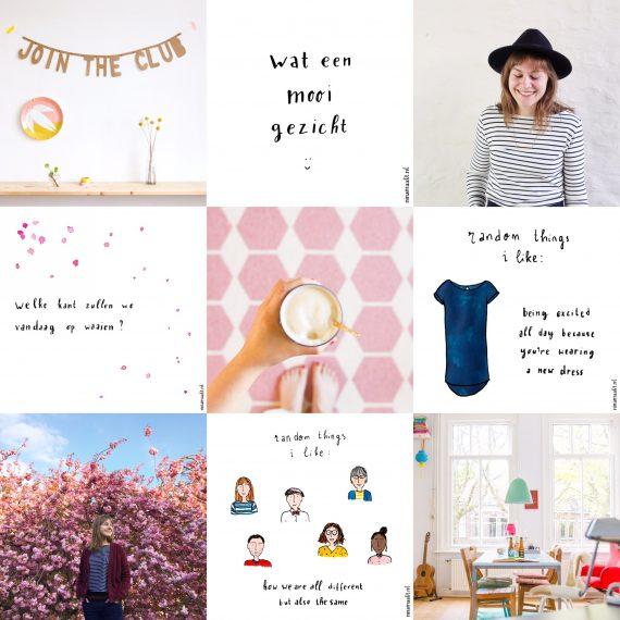 happy acorn ninamaakt instagram april