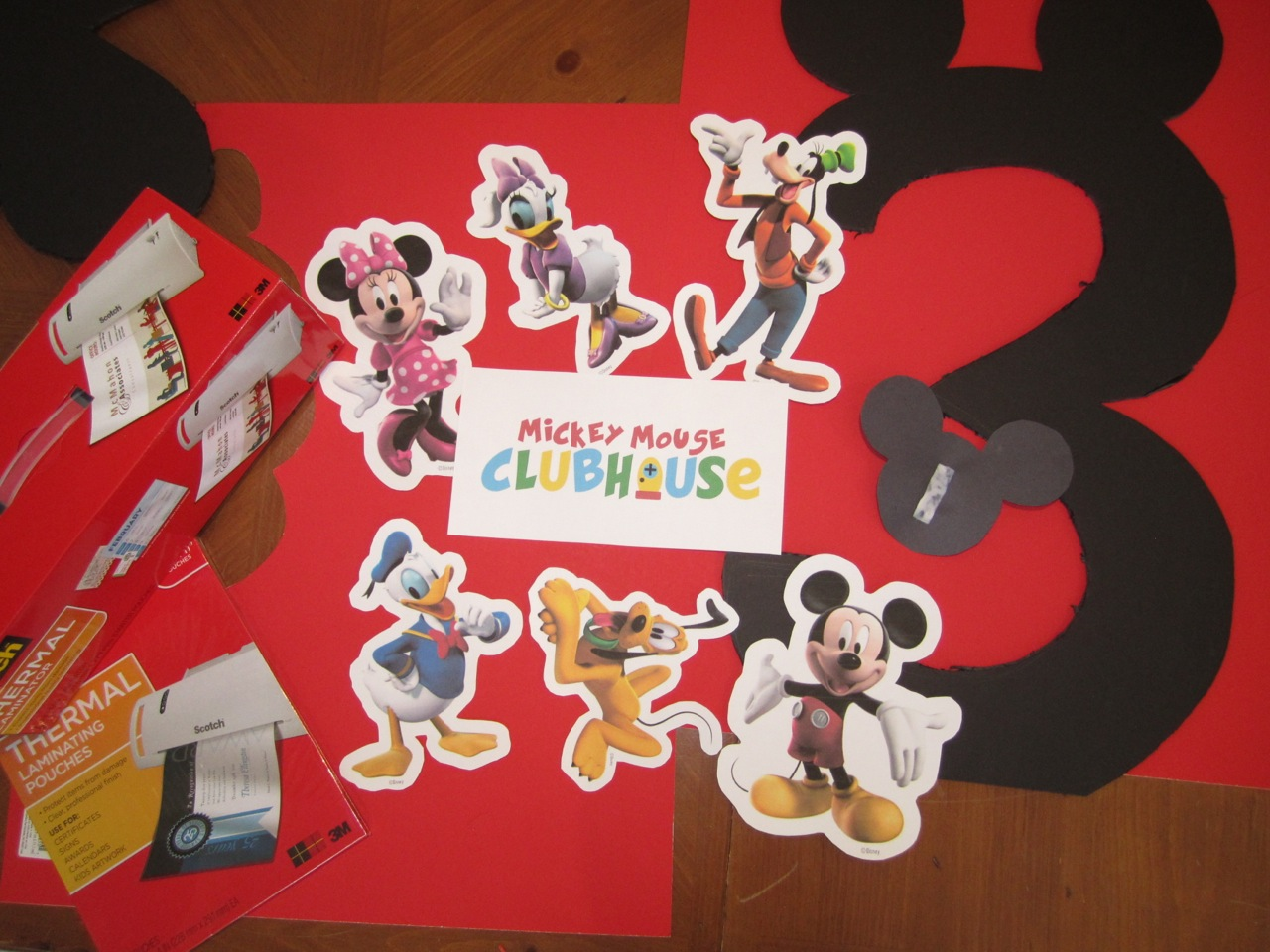Planning A Mickey Mouse Party