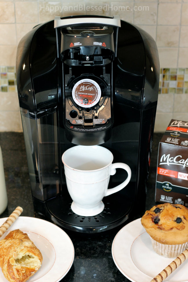 How to make Coffee Misto just like a barista - Happy and Blessed Home