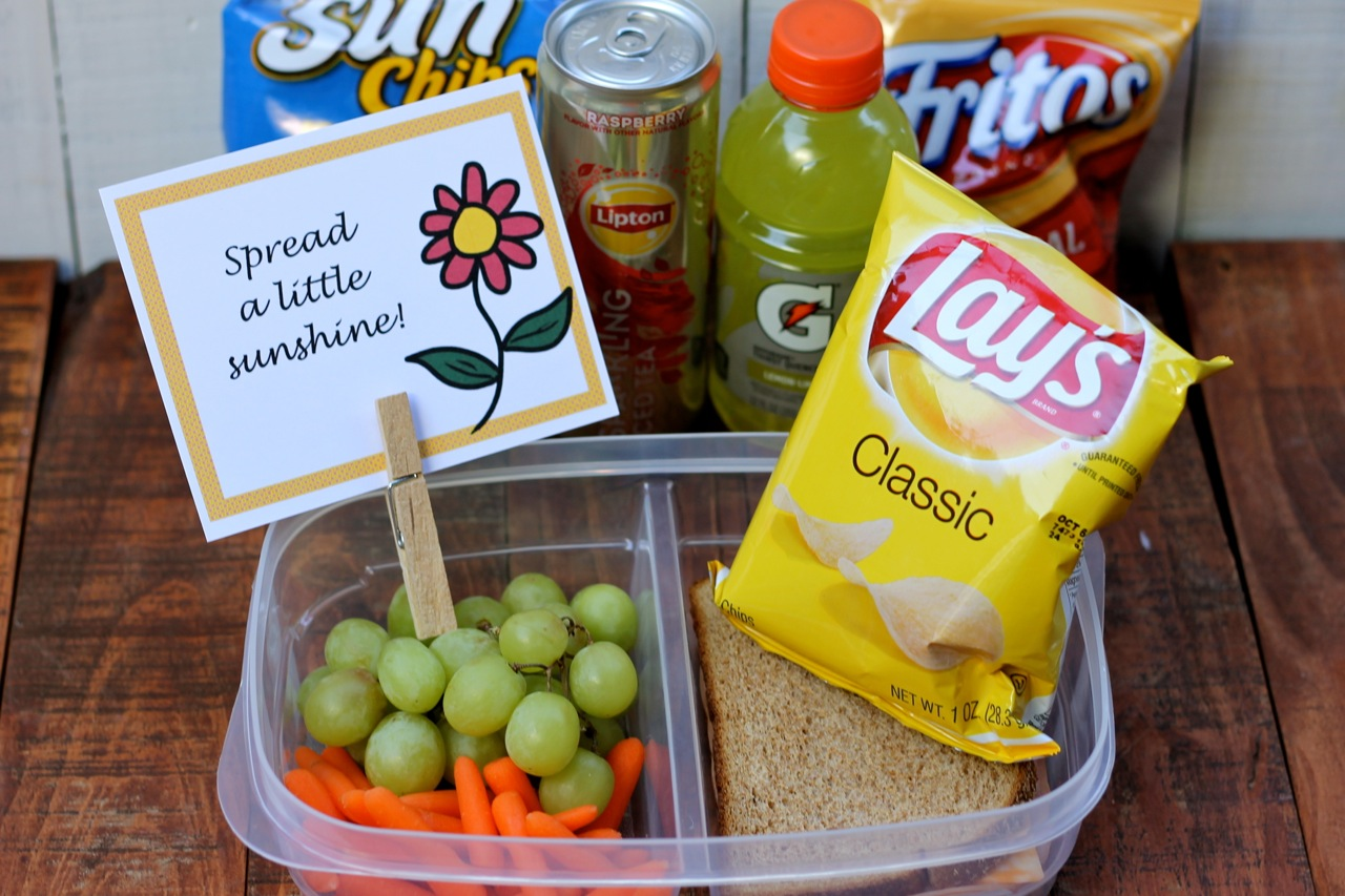 Free Lunch Box Notes For Kids And An Anniversary Sale