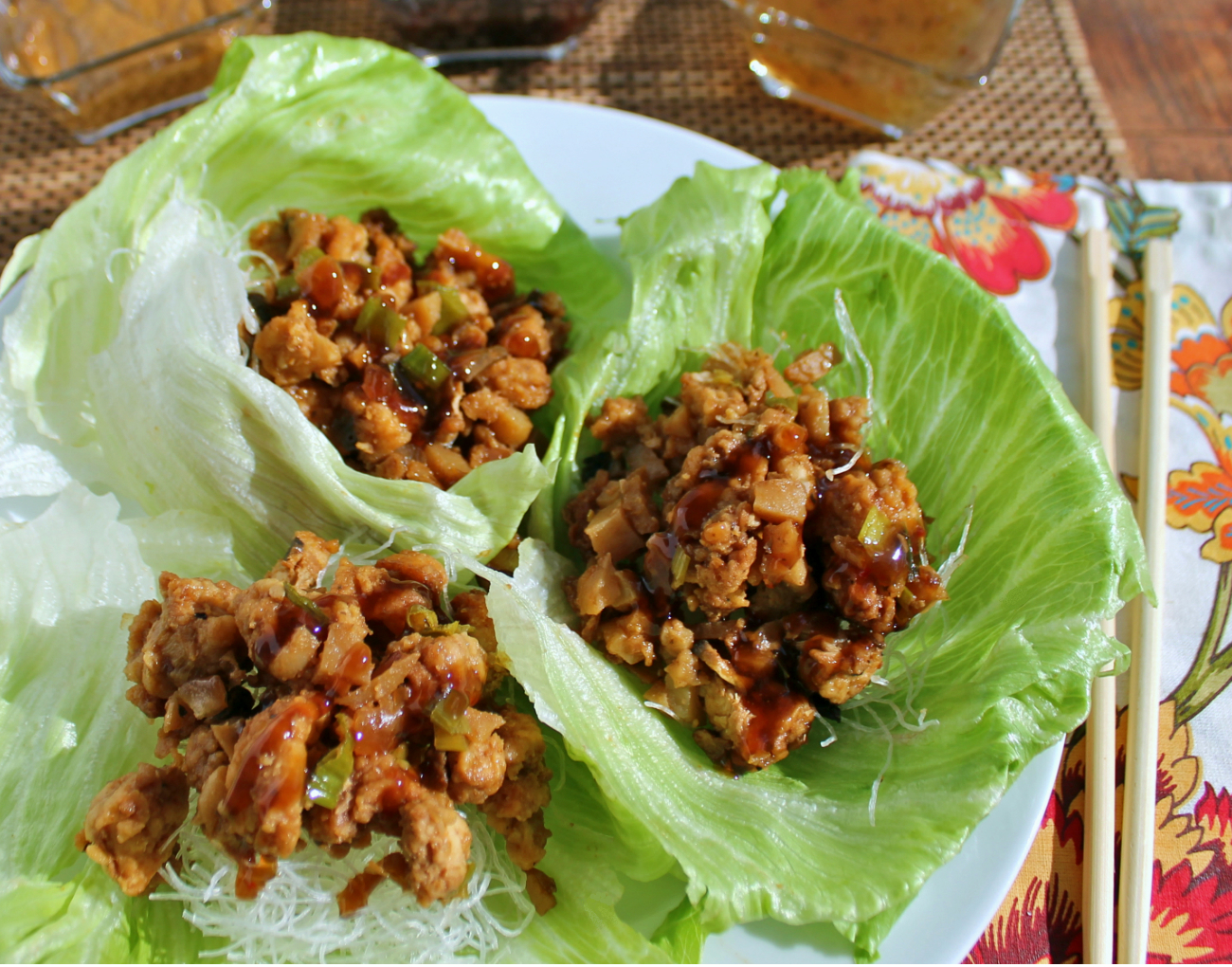 Win 10 000 Recipe Contest And Pf Chang S Chicken Lettuce