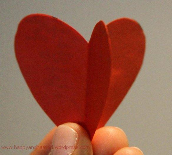 paper heart 1