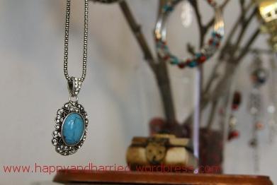 Turqoise jewelry set