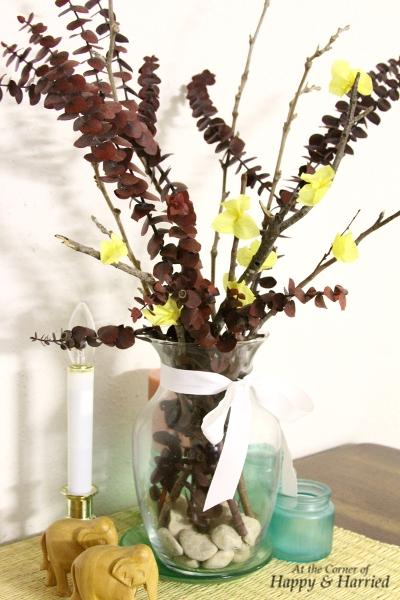 Dry Branch or Twig Arrangement 11