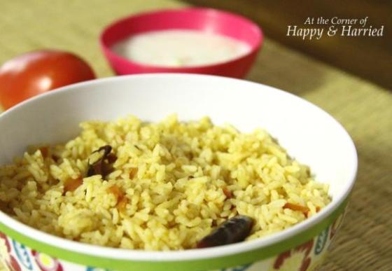 Tomato Rice 2