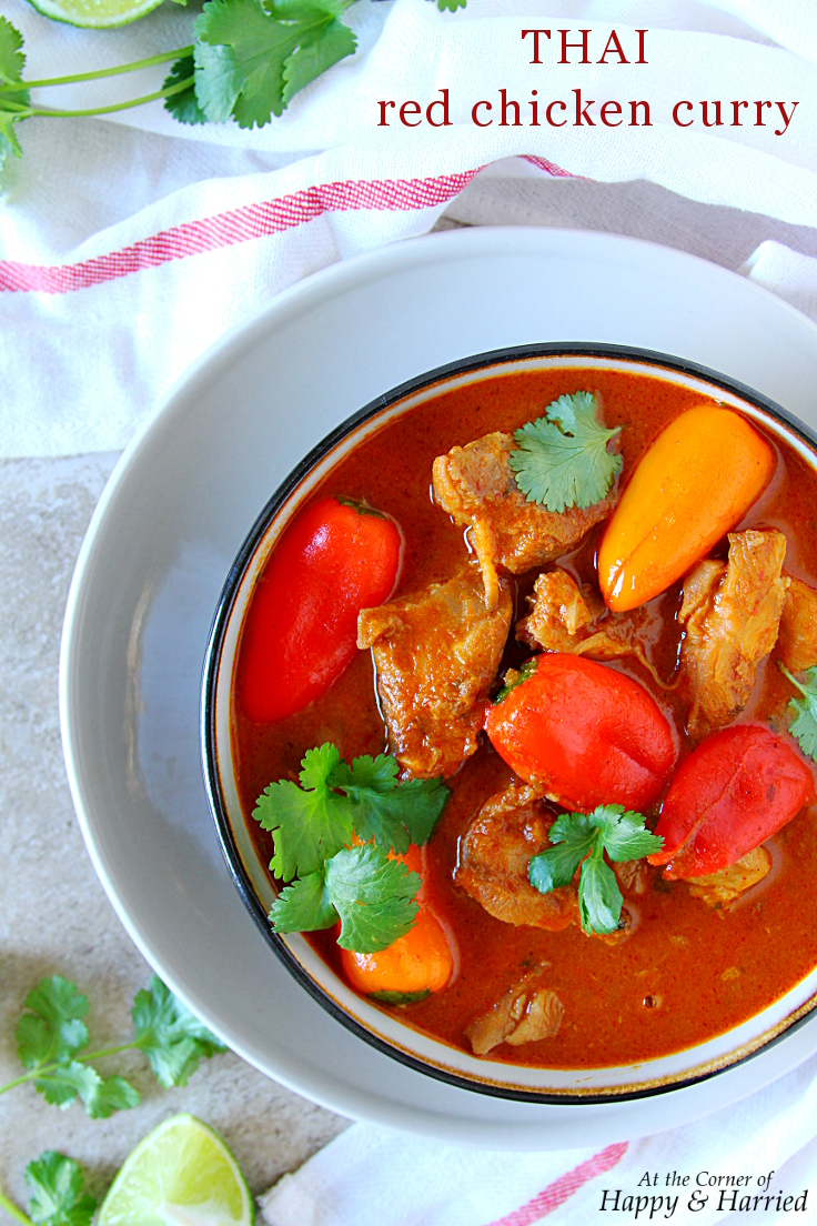 Thai red chicken curry forumfinder Gallery