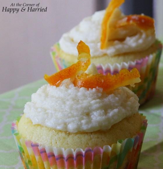 Ricotta Cheese Cupcakes