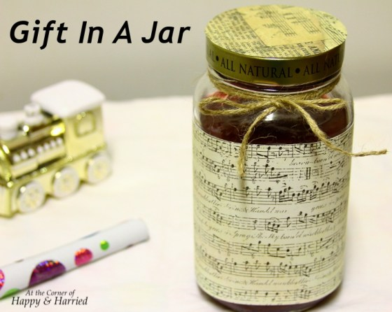 Cranberry Sauce - Gift In A Jar