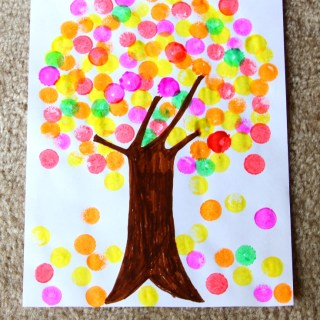 D-Do-Dot-Dotty Kids Paintings