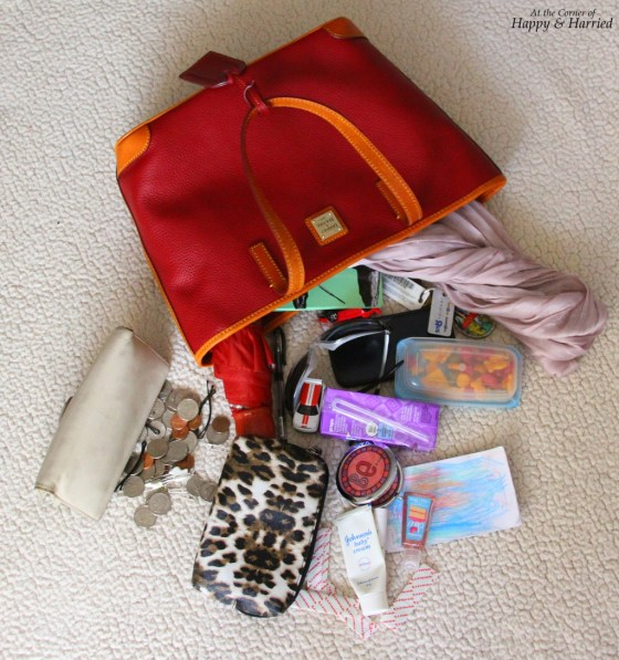 Photography Styling Challenge_Chaos-Ladies Handbag