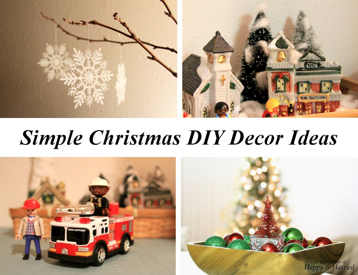 christmas home decor ideas 2013 simple diy christmas decor ideas 12003
