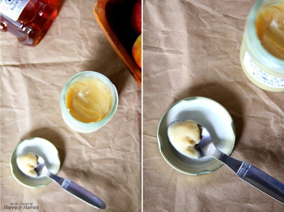 Air Whipped Honey Cream