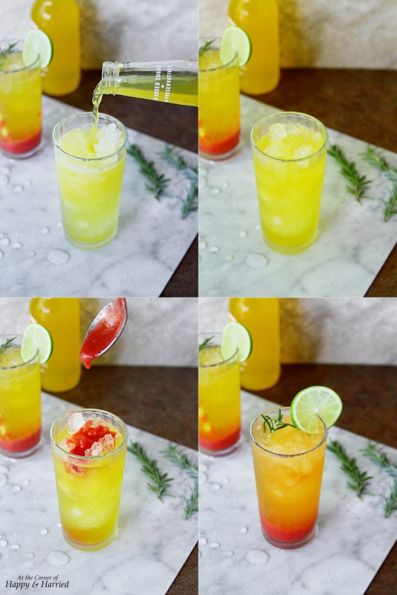 How To Make A Sunrise Mocktail