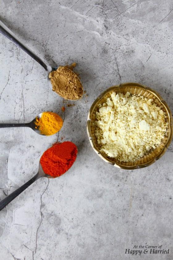 Spices & Gram Flour