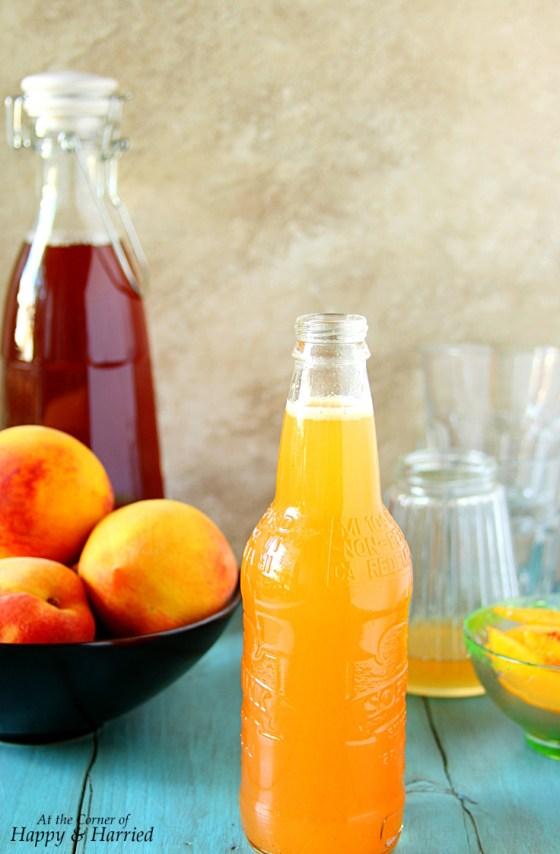 Peach Syrup For Iced Tea